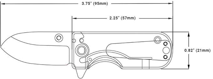 Damascus Utility Knife by Philip Cressman — Kickstarter