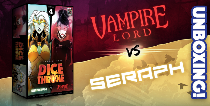 Battle Box 4 Unboxing: Vampire Lord vs Seraph