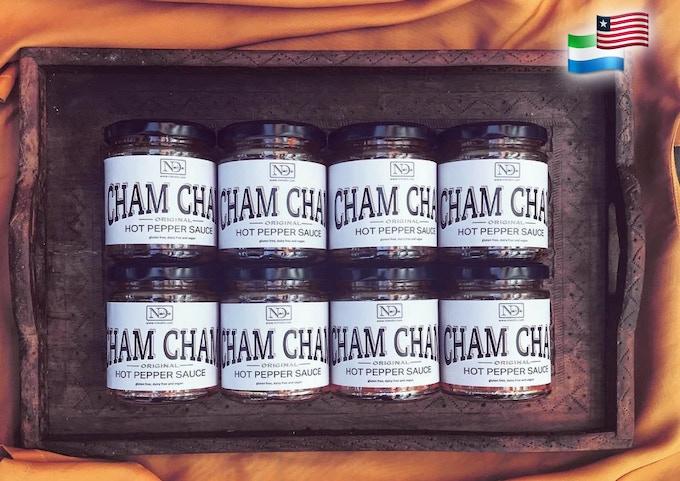 Nim's CHAM CHAM HOT Sauce