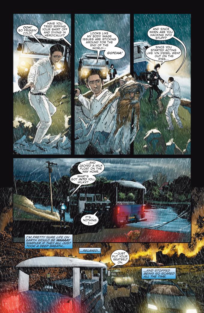 Page three