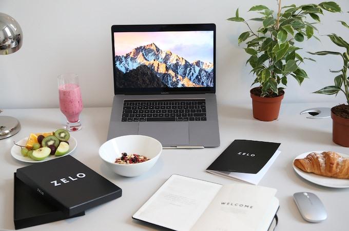 Balancing productivity & creativity.