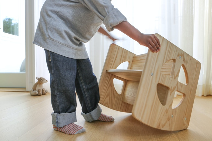 The Flip Chair by Kitizo Furniture
