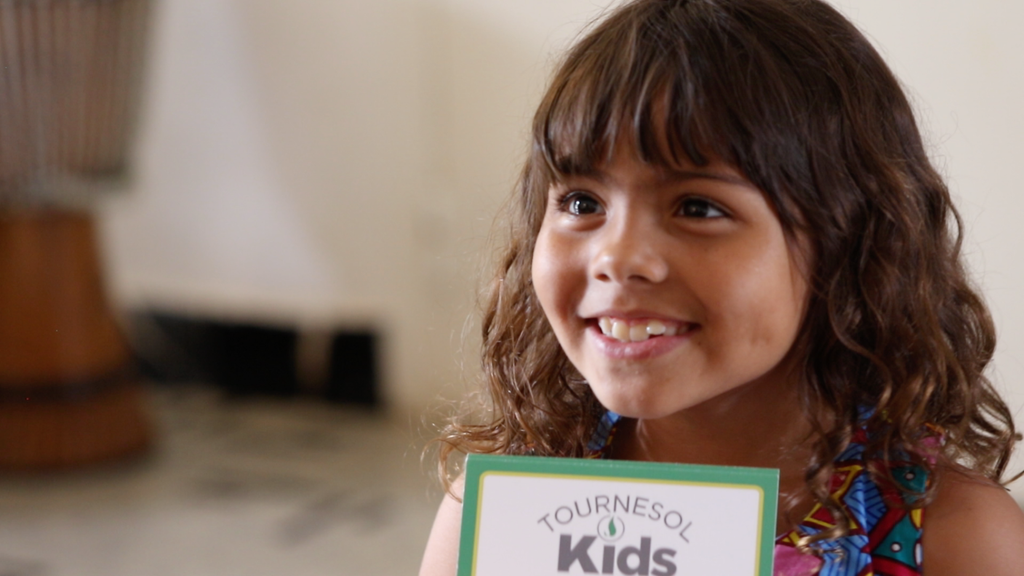 The Tournesol Kids Game: Activity Cards to Build Resilience project video thumbnail