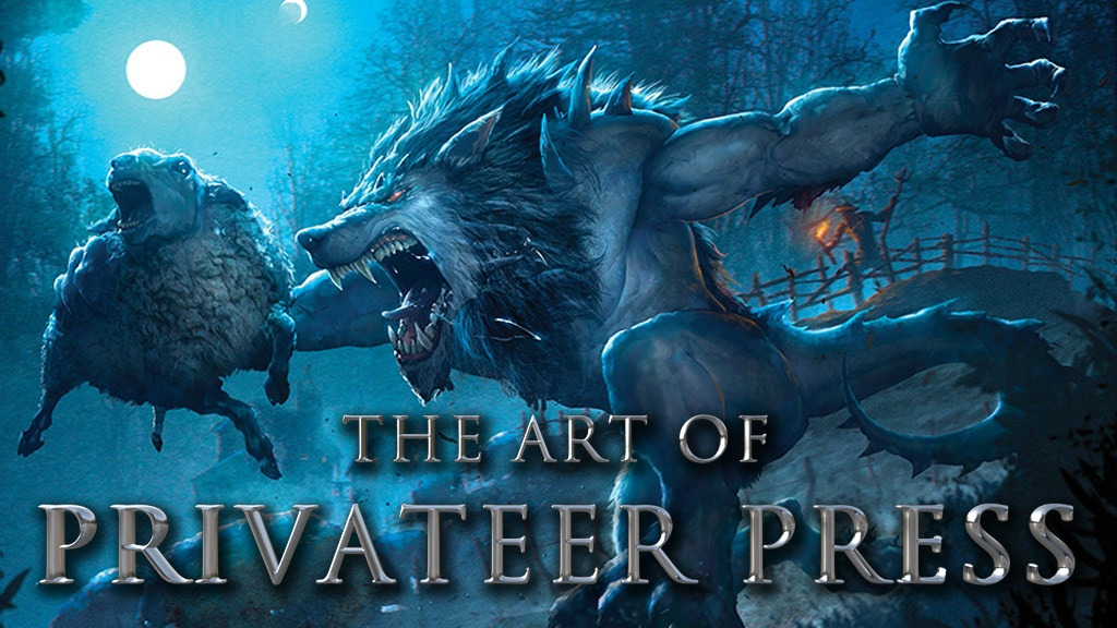 The Art of Privateer Press project video thumbnail