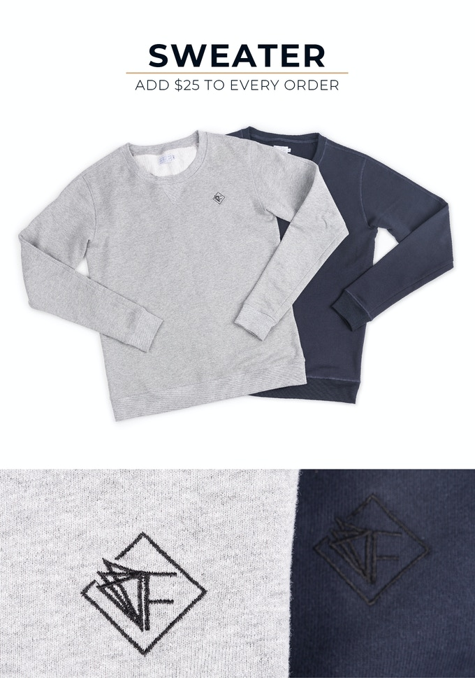 97e02b3e33ae41 Modern fit, comfortable, and complementary — our Thatcher Finch sweaters  are the perfect addition to any wardrobe. Available in light heather grey,  ...