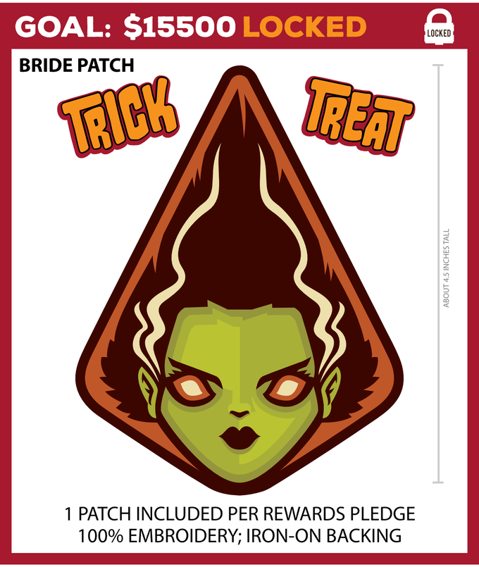 The Bride Patch is going to be really cool!