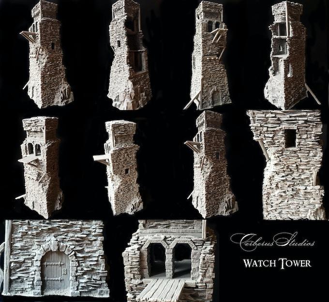 Watch Tower views