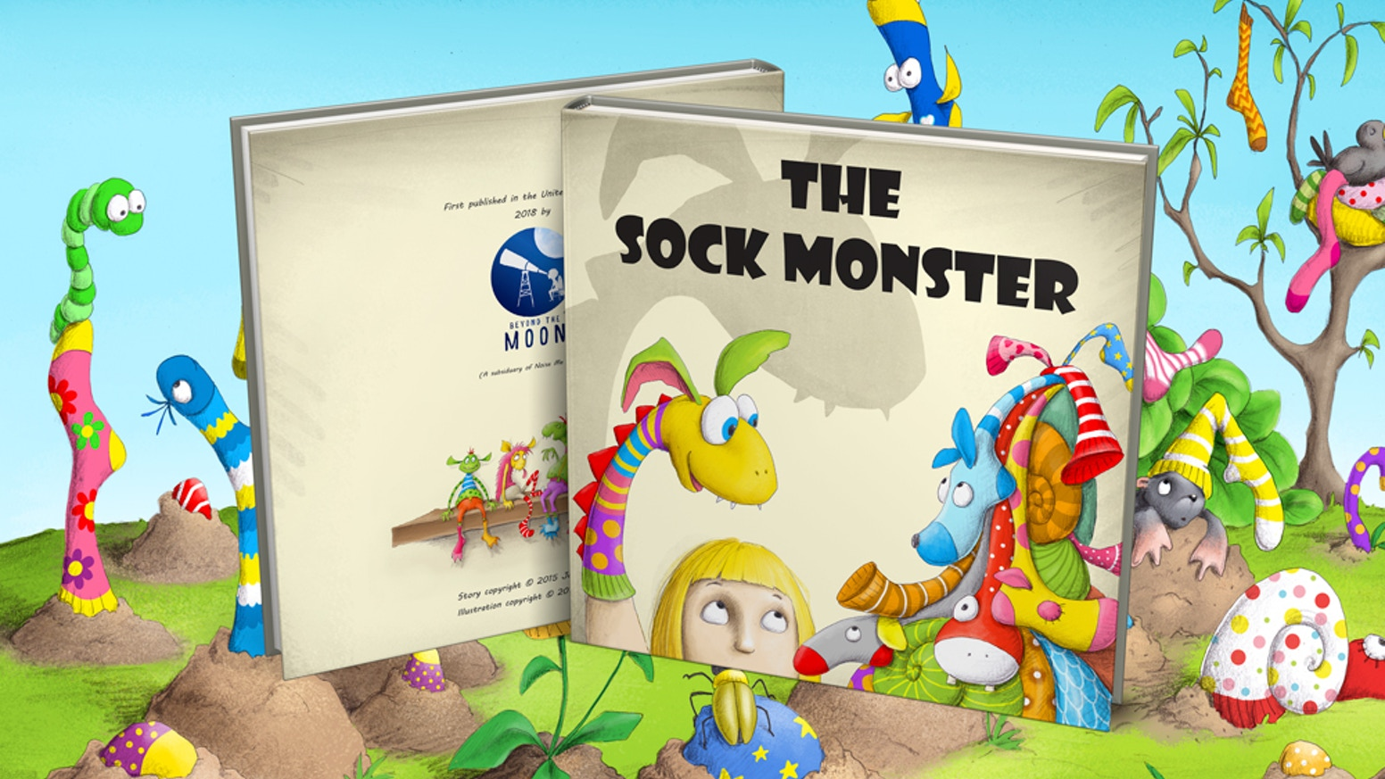 A Children's Book About Friendship, Creativity & Fun by