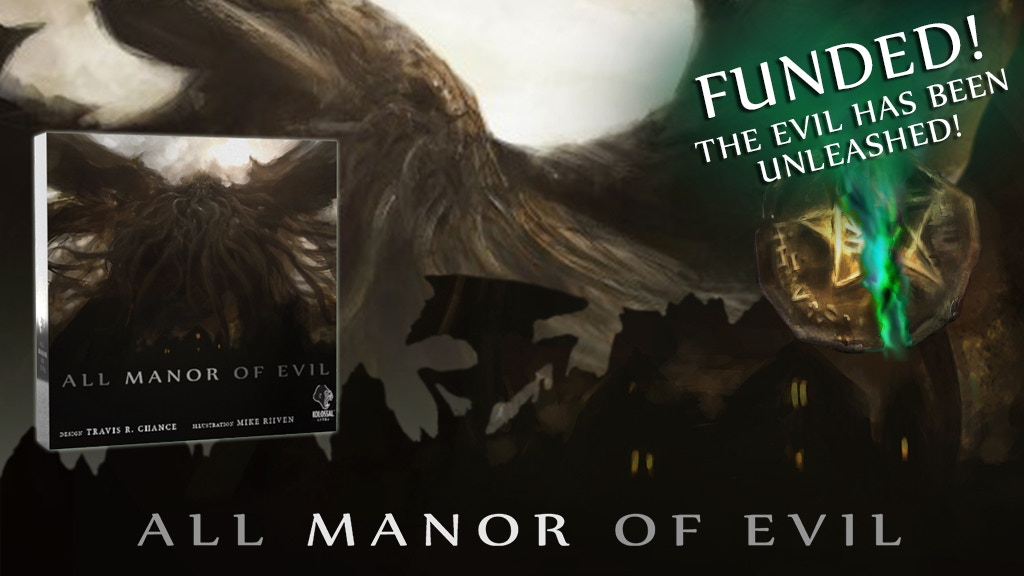 All Manor of Evil project video thumbnail