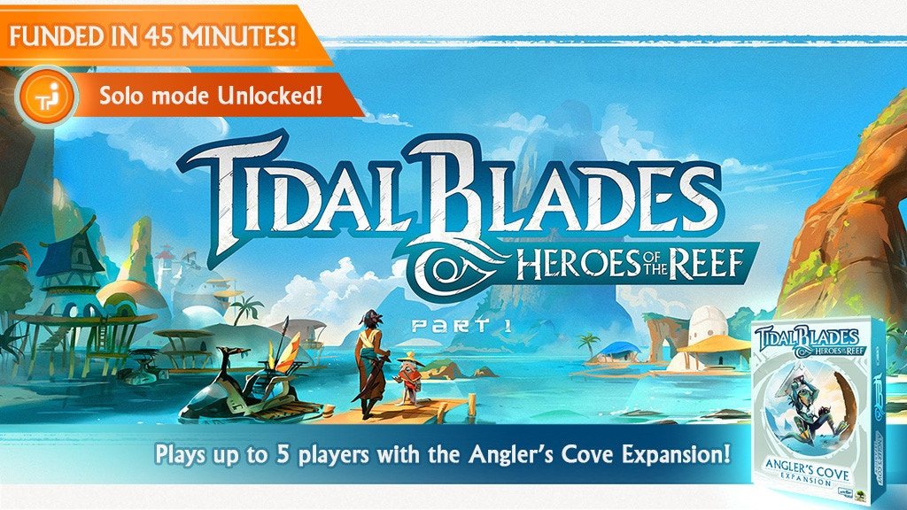 Tidal Blades - Heroes of the Reef project video thumbnail