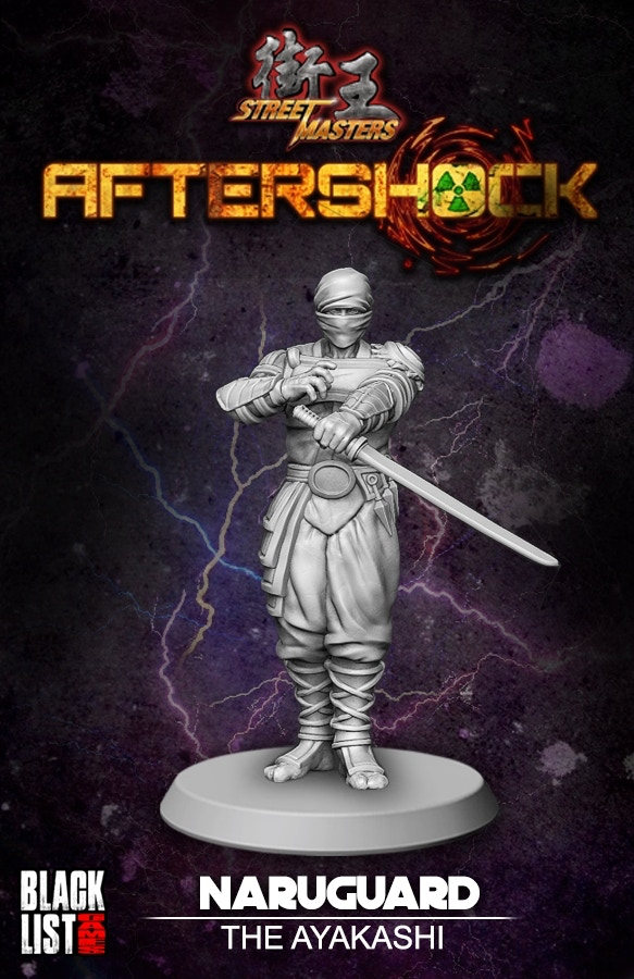 Street Masters Aftershock by Blacklist Games » Digging into