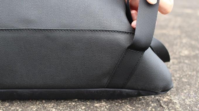 Enhanced bottom stitching