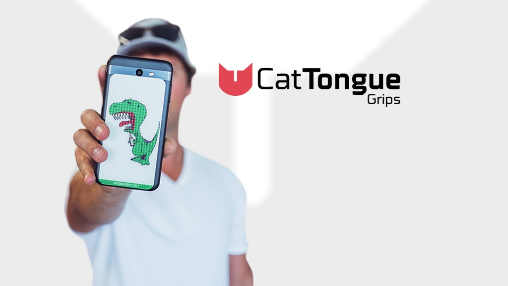 CatTongue Grips project video thumbnail