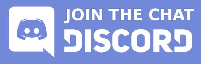 Click the discord banner to join the conversation!