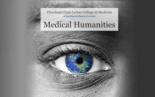 Cleveland Clinic's Lerner College of Medicine trains students with programs such as Reflective Writing   Healing Stanzas,  Devising Healthy Communities, and Verbatim Theater.