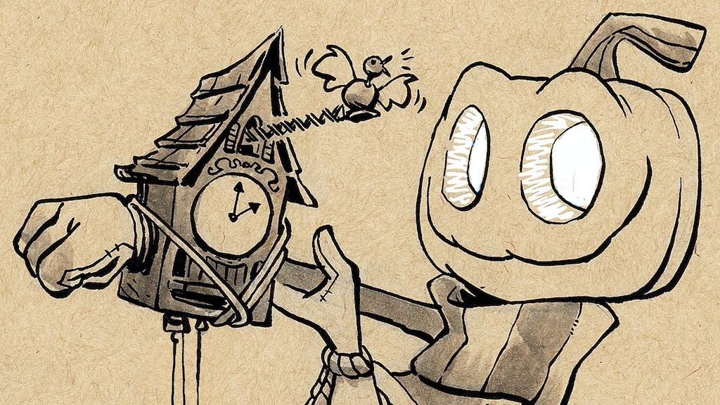The Fantastic Contraptions of Jasper J. Pumpkinhead project video thumbnail