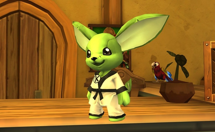 Project Updates for AdventureQuest™ Moglin Plushies on