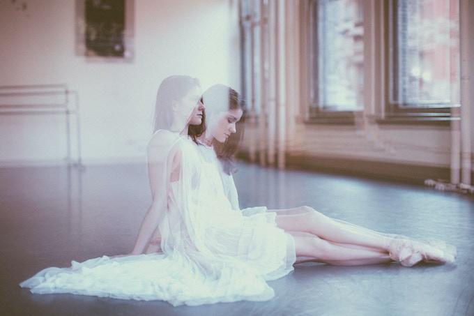 Cassandra Trenary, soloist of American Ballet Theatre. Photograph by Karolina Kuras