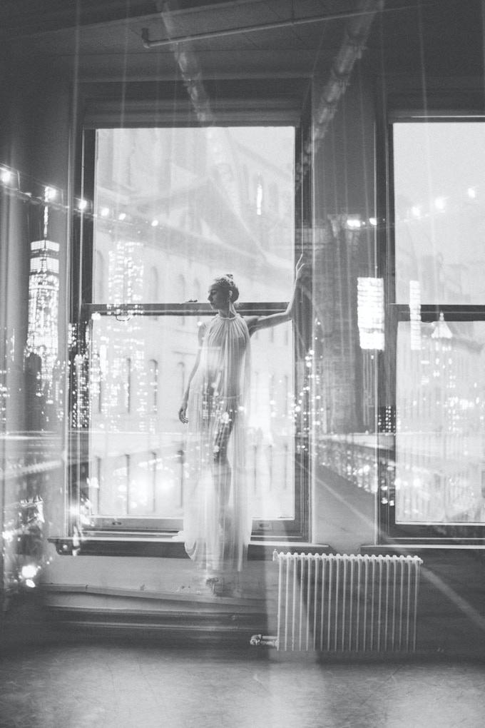 Isabella Bolyston,  American Ballet Theatre. Photograph by Karolina Kuras