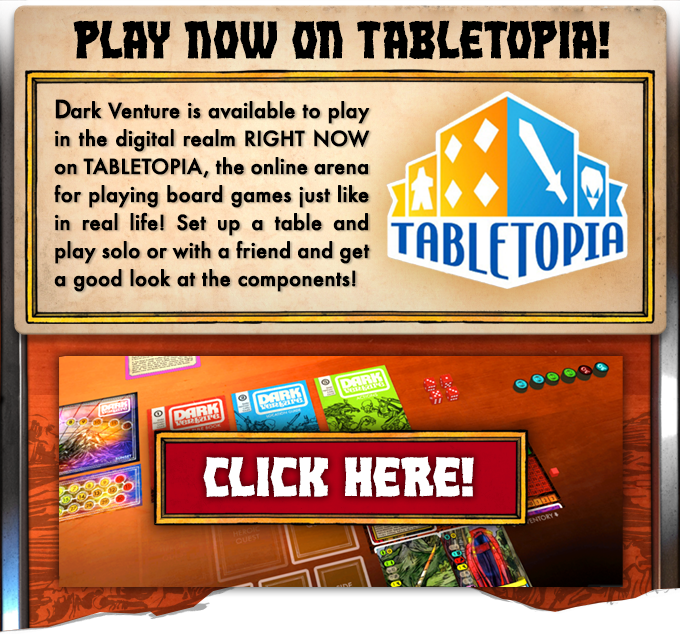 Dark Venture: An Adventure Card Game by Rob Lemon — Kickstarter