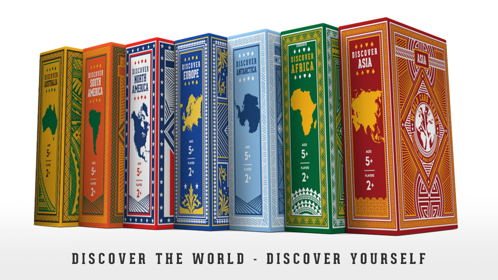 World Card Series: Discover Your World, Discover Yourself project video thumbnail
