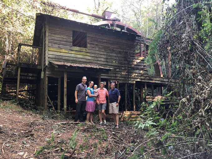 Raines Mill Renovation - Our Project