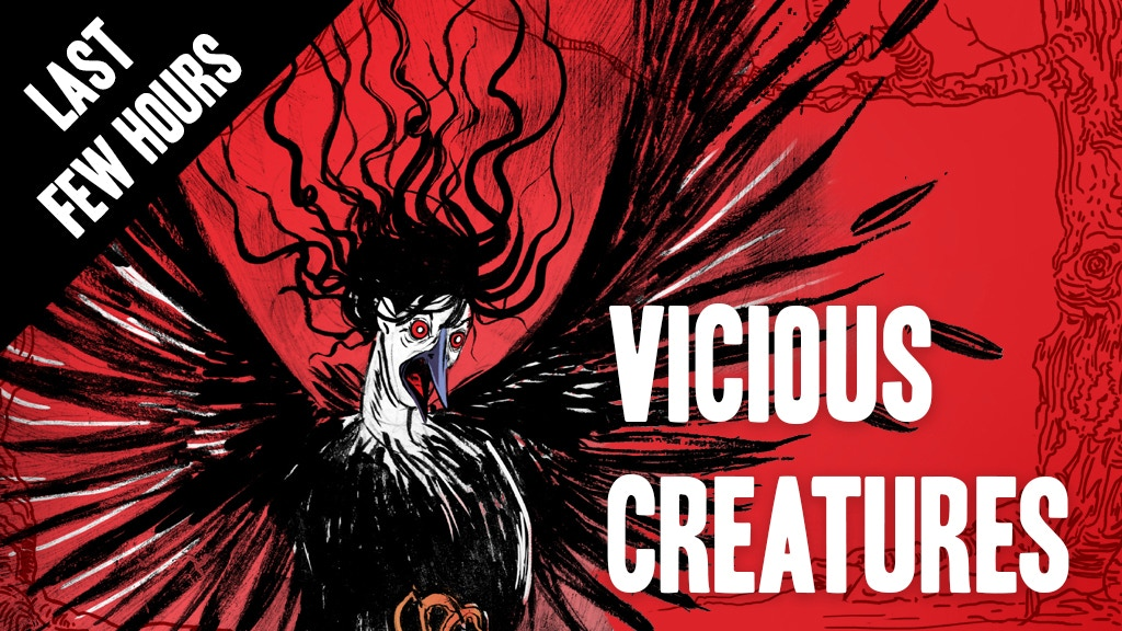 Vicious Creatures project video thumbnail