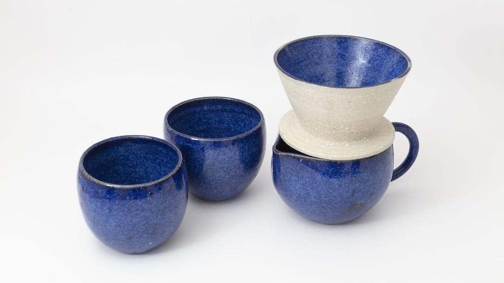 Handmade ceramic pieces - Matope Cerámica project video thumbnail