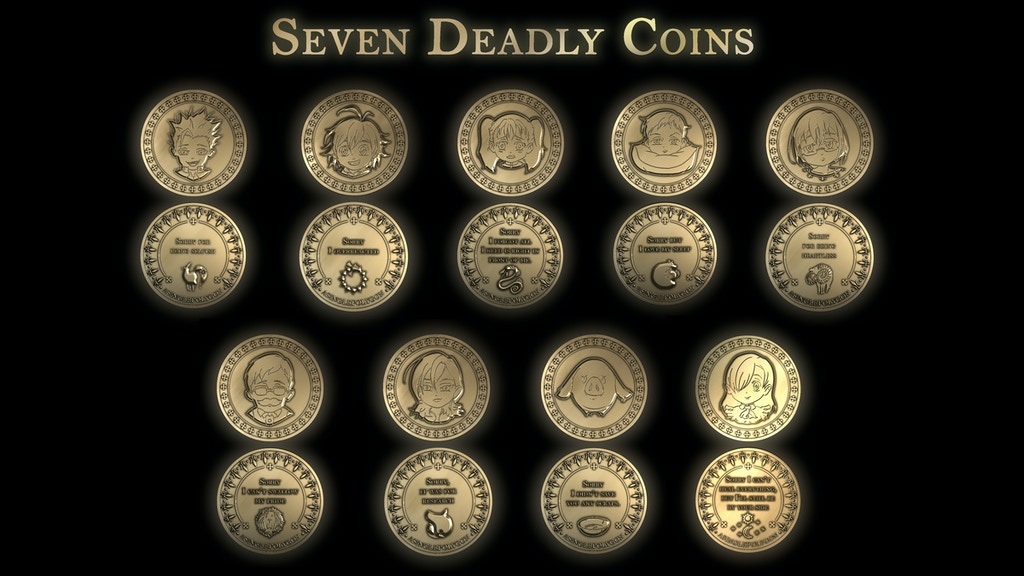 Project image for Seven Deadly Coins