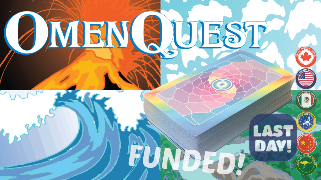 OmenQuest Cards: World Deck project video thumbnail