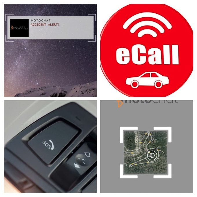 """The European Union imposes from April 1 to manufacturers to equip their new cars with the ECALL 112 system. Emergency call alert system and GPS tracking in case of major accident."""" CARCHAT"""" can equip your vehicle."""