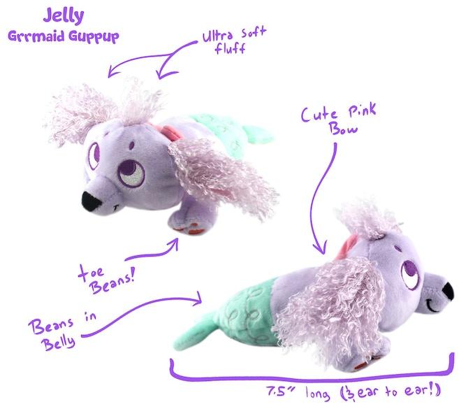 Jelly Grrmaid Guppup - $20
