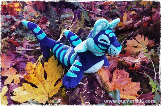 The limited edition Dimensional Toygershark