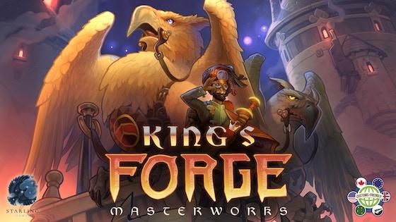 King's Forge: Masterworks