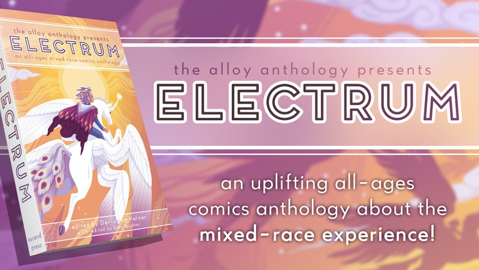 This all-ages comics collection explores the mixed race experience via 26 new fiction and non-fiction stories from around the world!