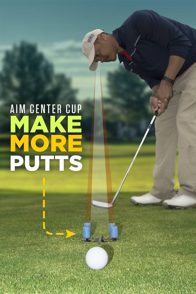 Ideal For Short and Mid Range Putts
