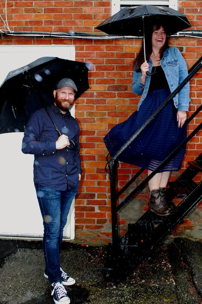 Yep. We really like umbrellas.