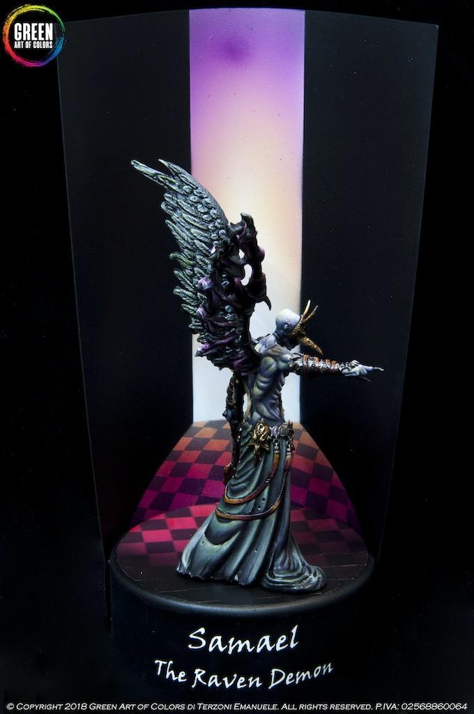 raven demon