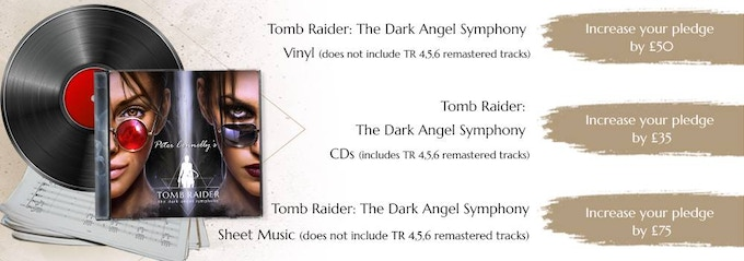 Tomb Raider: The Dark Angel Symphony (Reborn in Shadows) by Peter
