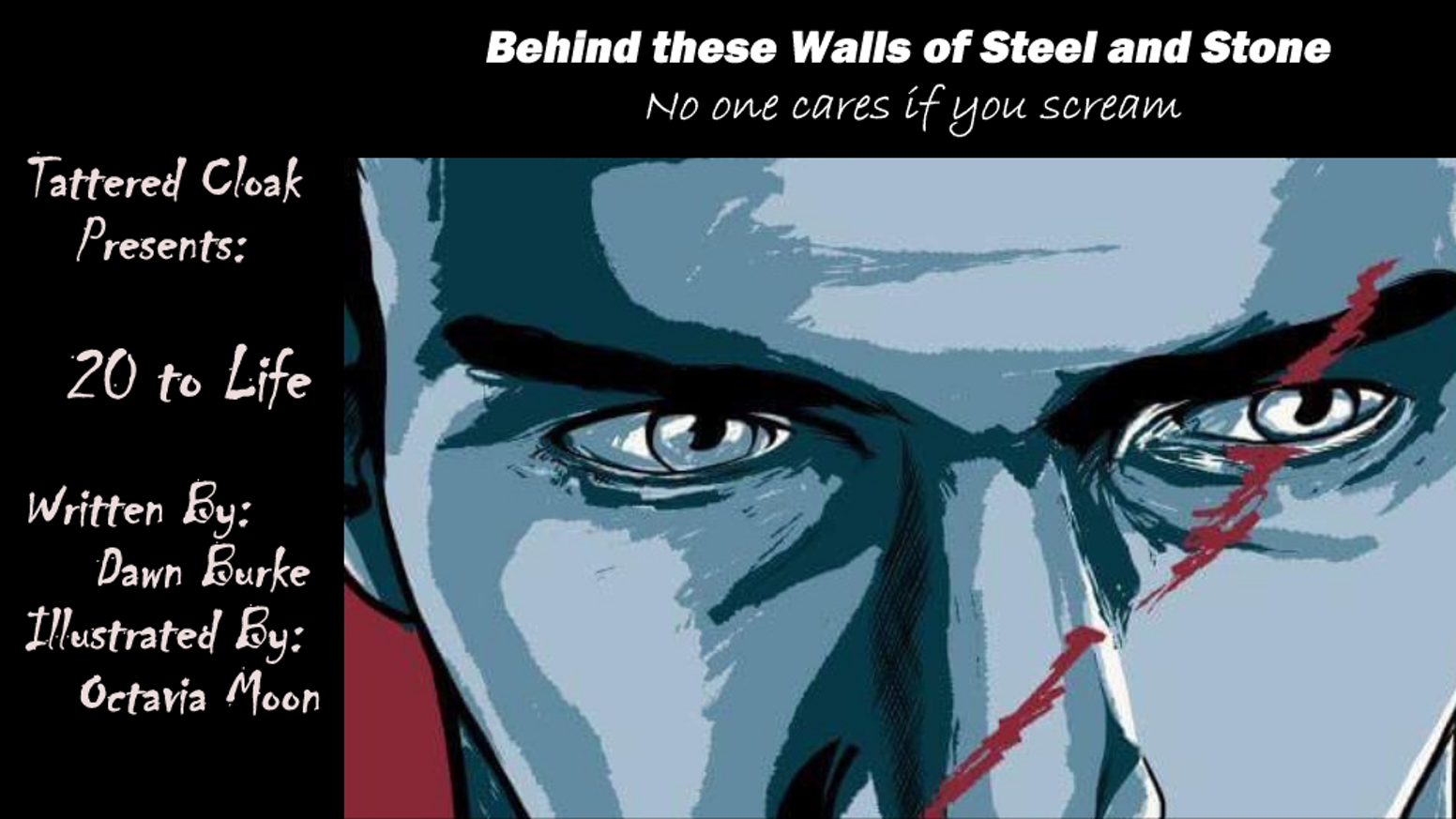 A prison based comic series.  It's gritty, it's raw, and has a whole lot of drama.....and that's just from the Officers perspective.