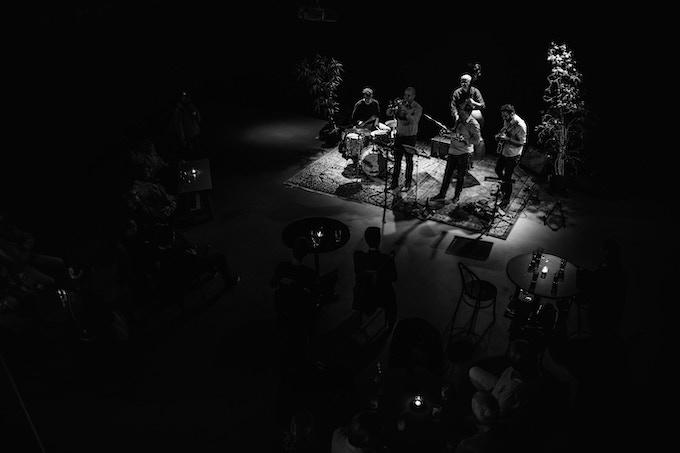 Nardozza-Schepers Delirium Quintet - (c) Pieter De Vries Photography