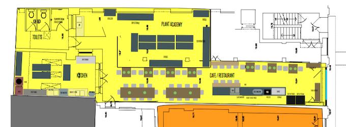 Plant Hub Floor Plan