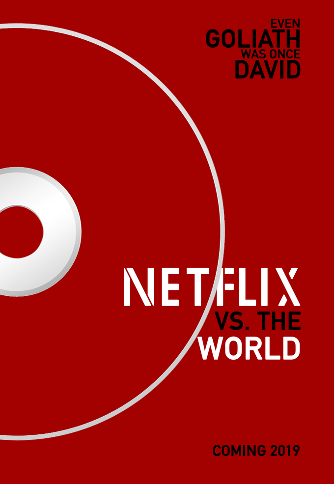 Netflix vs. the World - Working Movie Poster