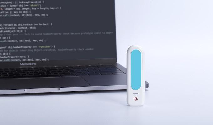 eyeDisk, Unhackable USB Flash Drive by eyeDisk — Kickstarter