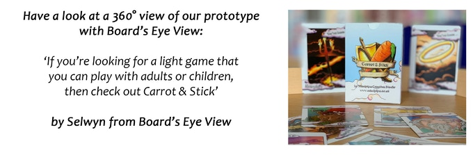 Game Review by Selwyn for Board's Eye View