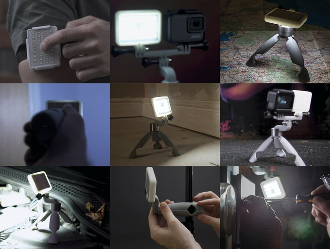 Gallery of Glowstone Flashlight accessories