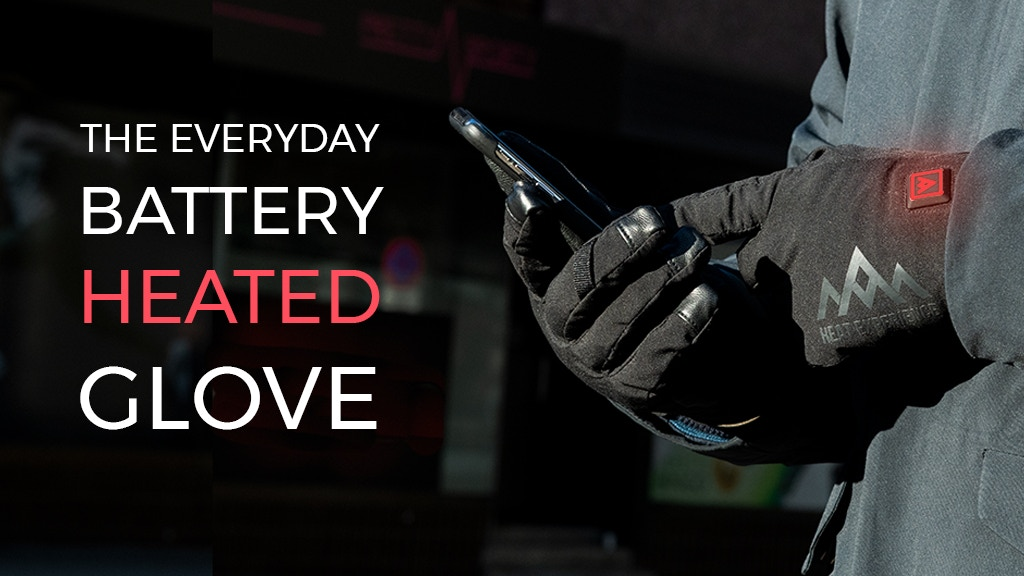 Heat Experience - Core Series Battery Heated Gloves project video thumbnail