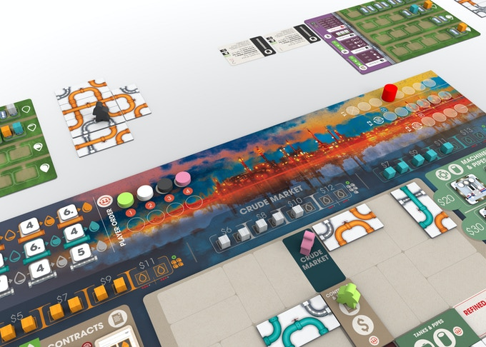 Pipeline by Clay Ross — Kickstarter
