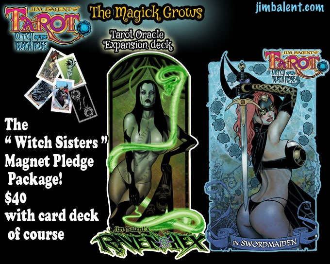 Make your Fridge Magickal!