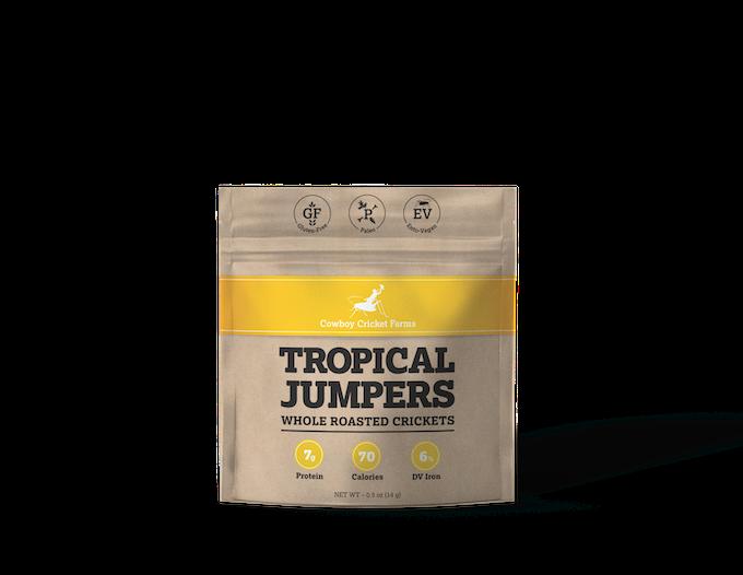 Tropical Mango Jumpers